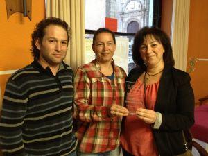 'Sinfonía de sabores' del Kabi ganadora en el III Sendero de la Tapa